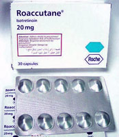 accutane mechanism of action